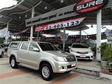 2013 Toyota Hilux Vigo CHAMP DOUBLE CAB (ปี 11-15) E Prerunner VN Turbo 2.5 AT Pickup