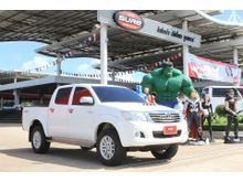 2012 Toyota Hilux Vigo DOUBLE CAB (ปี 08-11) E Prerunner VN Turbo 2.5 MT Pickup