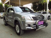2015 Toyota Hilux Vigo CHAMP DOUBLE CAB (ปี 11-15) E Prerunner VN Turbo 2.5 MT Pickup