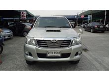 2014 Toyota Hilux Vigo CHAMP DOUBLE CAB (ปี 11-15) E Prerunner VN Turbo 2.5 AT Pickup