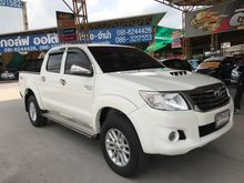 2013 Toyota Hilux Vigo CHAMP DOUBLE CAB (ปี 11-15) E Prerunner VN Turbo 2.5 MT Pickup