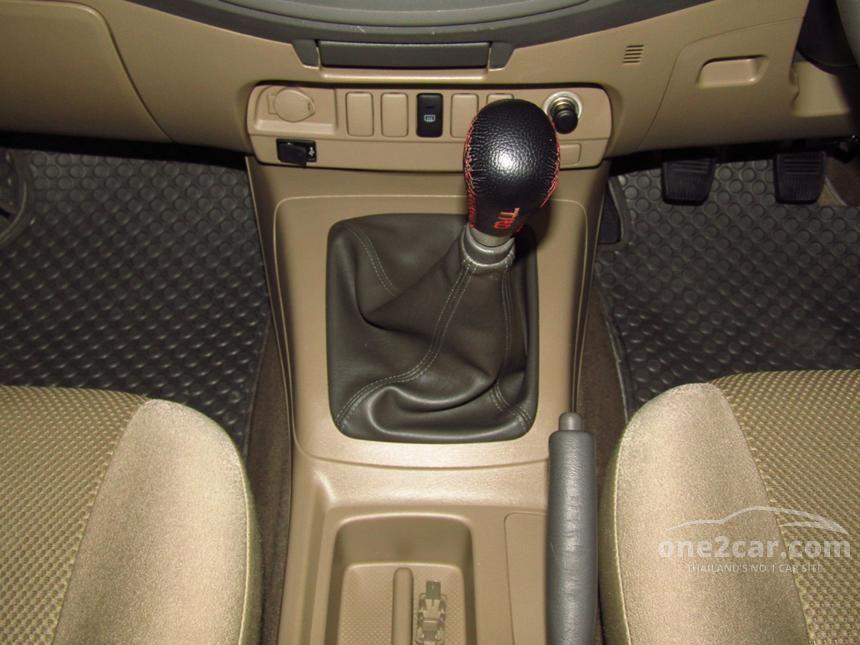 2012 Toyota Hilux Vigo E Prerunner VN Turbo Pickup