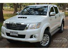2015 Toyota Hilux Vigo CHAMP DOUBLE CAB (ปี 11-15) E Prerunner VN Turbo 2.5 MT Pickup