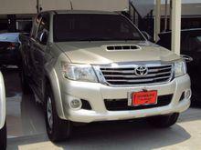 2011 Toyota Hilux Vigo CHAMP SMARTCAB (ปี 11-15) E Prerunner VN Turbo 2.5 MT Pickup