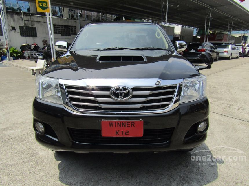Hilux 2014 Prerunner Mt | Upcomingcarshq.com
