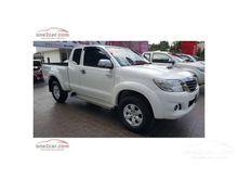 2013 Toyota Hilux Vigo CHAMP SMARTCAB (ปี 11-15) E Prerunner VN Turbo 2.5 AT Pickup