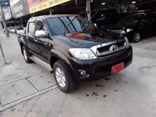 2010 Toyota Hilux Vigo DOUBLE CAB (ปี 08-11) E Prerunner VN Turbo 2.5 MT Pickup