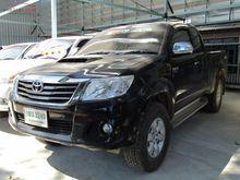 2015 Toyota Hilux Vigo CHAMP SMARTCAB (ปี 11-15) E Prerunner VN Turbo 2.5 MT Pickup