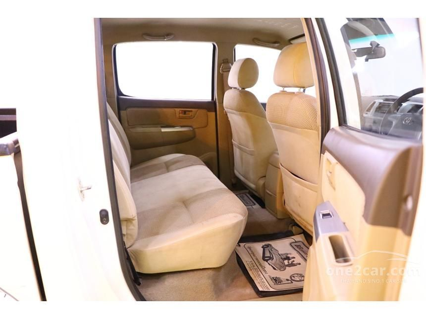 2011 Toyota Hilux Vigo E Prerunner VN Turbo Pickup