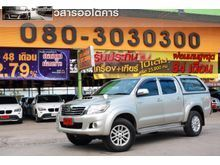 2013 Toyota Hilux Vigo CHAMP DOUBLE CAB (ปี 11-15) E Prerunner VN Turbo 2.5 AT Pickup