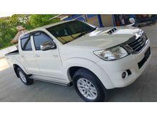 2014 Toyota Hilux Vigo CHAMP DOUBLE CAB (ปี 11-15) E Prerunner VN Turbo 2.5 MT Pickup