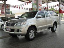 2012 Toyota Hilux Vigo CHAMP SMARTCAB (ปี 11-15) E Prerunner VN Turbo 2.5 MT Pickup