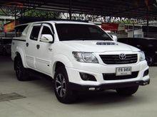 2013 Toyota Hilux Vigo CHAMP DOUBLE CAB (ปี 11-15) E Prerunner VN Turbo TRD 2.5 AT Pickup