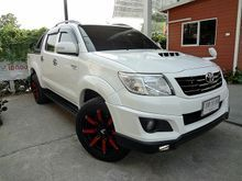 2014 Toyota Hilux Vigo CHAMP DOUBLE CAB (ปี 11-15) E Prerunner VN Turbo TRD 2.5 AT Pickup