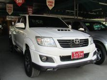 2013 Toyota Hilux Vigo CHAMP DOUBLE CAB (ปี 11-15) E Prerunner VN Turbo TRD 2.5 AT Pickup