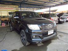 2014 Toyota Hilux Vigo CHAMP DOUBLE CAB (ปี 11-15) E Prerunner VN Turbo TRD 2.5 AT Pickup