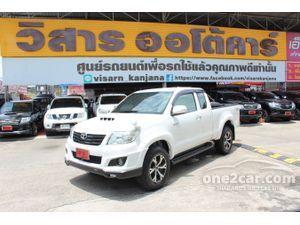 2013 Toyota Hilux Vigo 2.5 CHAMP SMARTCAB (ปี 11-15) E Prerunner VN Turbo TRD Pickup MT