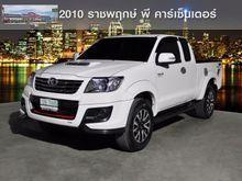 2014 Toyota Hilux Vigo CHAMP SMARTCAB (ปี 11-15) E Prerunner VN Turbo TRD 2.5 MT Pickup