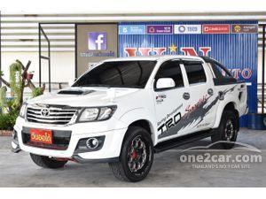 2014 Toyota Hilux Vigo 2.5 CHAMP DOUBLE CAB (ปี 11-15) E Prerunner VN Turbo TRD Pickup AT