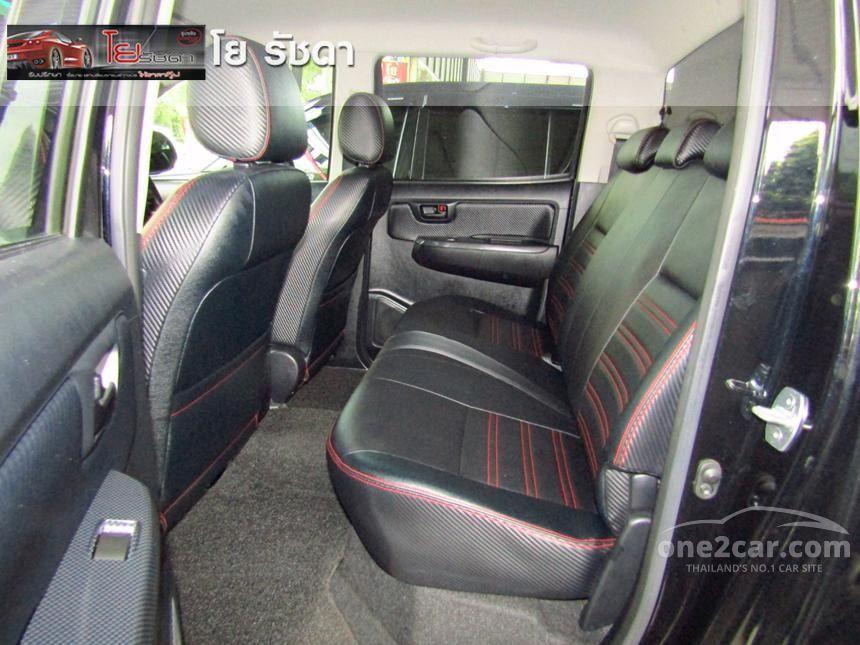2014 Toyota Hilux Vigo E Prerunner VN Turbo TRD Pickup