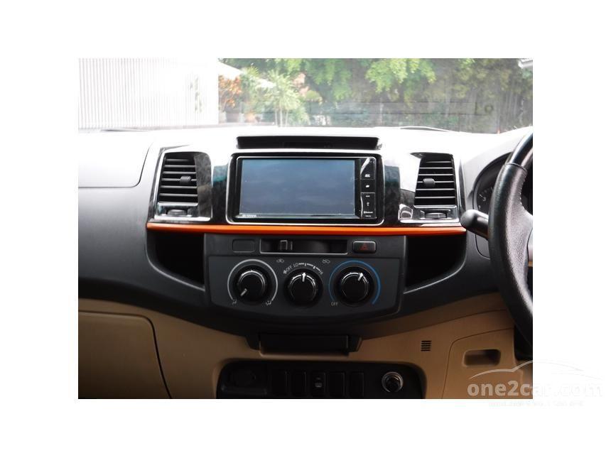 2013 Toyota Hilux Vigo E Prerunner VN Turbo TRD Pickup