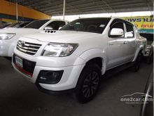 2015 Toyota Hilux Vigo CHAMP DOUBLE CAB (ปี 11-15) E Prerunner VN Turbo TRD 2.5 MT Pickup