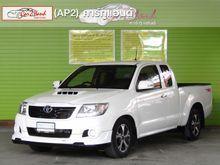 2014 Toyota Hilux Vigo CHAMP SMARTCAB (ปี 11-15) E TRD 2.5 MT Pickup