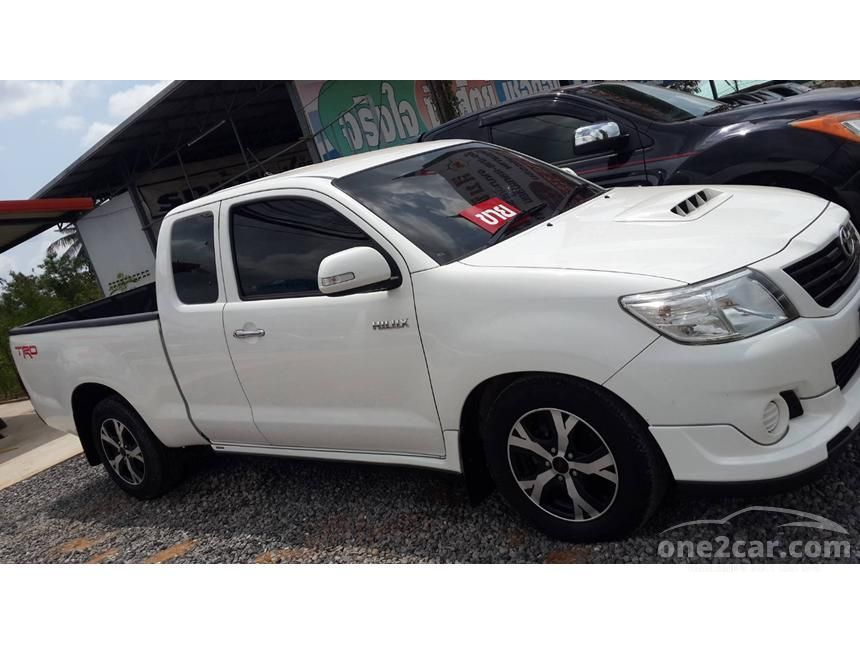 2014 Toyota Hilux Vigo E TRD Pickup
