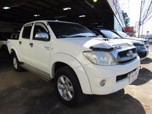 2010 Toyota Hilux Vigo DOUBLE CAB (ปี 08-11) E VN Turbo 2.5 MT Pickup