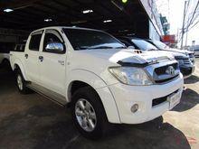 2010 Toyota Hilux Vigo DOUBLE CAB (ปี 08-11) E VN Turbo 2.5 MT Pickup