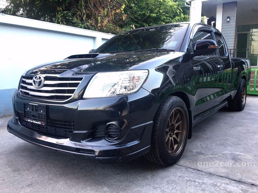 2013 Toyota Hilux Vigo E VN Turbo TRD Pickup