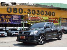 2013 Toyota Hilux Vigo CHAMP SMARTCAB (ปี 11-15) E TRD 2.5 MT Pickup