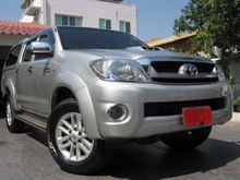 2010 Toyota Hilux Vigo DOUBLE CAB (ปี 08-11) G 4x4 3.0 AT Pickup