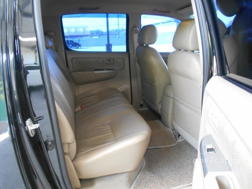2010 Toyota Hilux Vigo G 4x4 Pickup