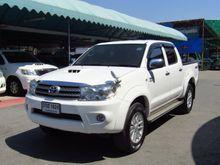 2010 Toyota Hilux Vigo DOUBLE CAB (ปี 08-11) G 4x4 3.0 AT Pickup