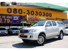 2013 Toyota Hilux Vigo CHAMP DOUBLE CAB (ปี 11-15) G 4x4 VN Turbo 3.0 AT Pickup