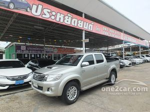 2012 Toyota Hilux Vigo 3.0 CHAMP DOUBLE CAB (ปี 11-15) G 4x4 VN Turbo Pickup
