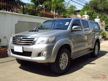 2014 Toyota Hilux Vigo CHAMP DOUBLE CAB (ปี 11-15) G 4x4 VN Turbo 3.0 AT Pickup