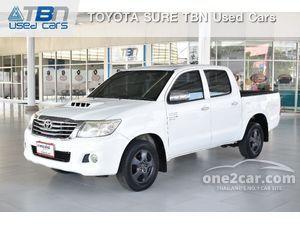 2012 Toyota Hilux Vigo 3.0 CHAMP DOUBLE CAB (ปี 11-15) G Pickup