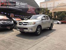 2006 Toyota Hilux Vigo DOUBLE CAB (ปี 04-08) G 3.0 MT Pickup