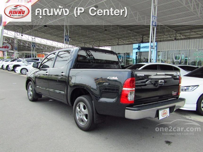 2014 Toyota Hilux Vigo G Pickup
