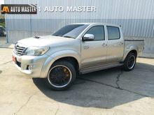 2012 Toyota Hilux Vigo CHAMP DOUBLE CAB (ปี 11-15) G 3.0 AT Pickup