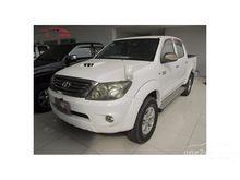 2007 Toyota Hilux Vigo DOUBLE CAB (ปี 04-08) G 3.0 AT Pickup