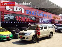 2011 Toyota Hilux Vigo CHAMP DOUBLE CAB (ปี 11-15) G 3.0 AT Pickup