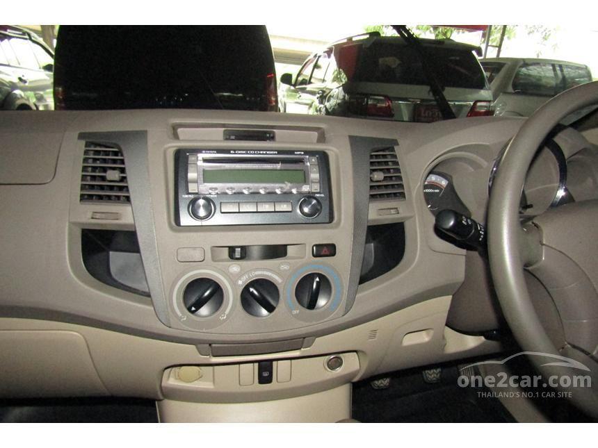 2008 Toyota Hilux Vigo G Pickup