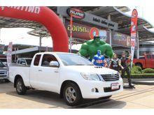 2014 Toyota Hilux Vigo CHAMP SMARTCAB (ปี 11-15) G 2.5 MT Pickup