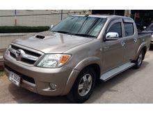 2005 Toyota Hilux Vigo DOUBLE CAB (ปี 04-08) G 3.0 AT Pickup