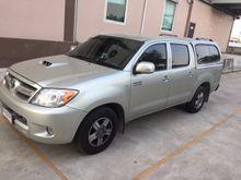 2008 Toyota Hilux Vigo DOUBLE CAB (ปี 04-08) G 3.0 AT Pickup