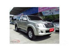 2013 Toyota Hilux Vigo CHAMP SMARTCAB (ปี 11-15) G 3.0 MT Pickup