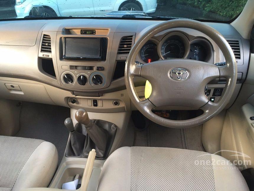 2006 Toyota Hilux Vigo G Pickup